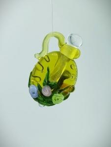 Аромакулон Кувшинчик желто-зеленый