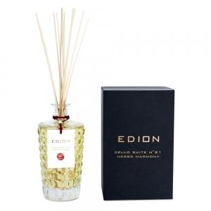 Cello suite n. 21 Herbs Harmony аромат для дома, EDION, 500 мл.