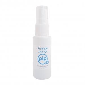 Pip probiogel для рук антибактериальный спиртовой спрей 30 мл.