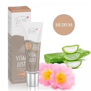VITAL JUST CC Cream Medium, 30ml, Just (Юст)