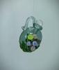 Аромакулон Кувшинчик темно-зелёный прозрачный